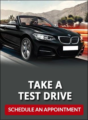 Schedule a test drive at Ross Motorcars